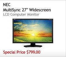 NEC MultiSync 27