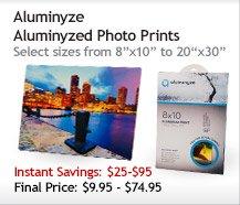 Aluminyze Aluminyzed Photo Prints
