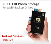 NEXTO DI Photo Storage
