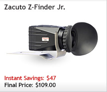 Zacuto Z-Finder Jr