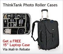 ThinkTank Photo Roller Cases