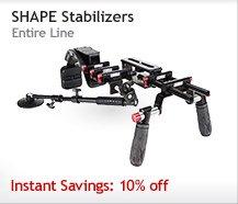 SHAPE Stabilizers