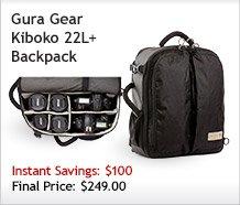 Gura Gear Kiboko 22L