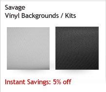 Savage Vinyl Backgrounds