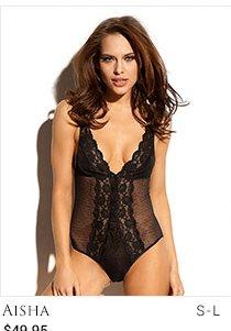 Aisha lingerie set