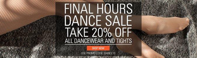 Shop Our Dance Sale!