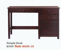Simple savings on furniture.
