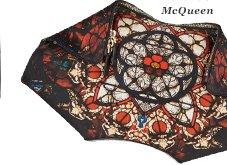 De Manta Clutch, £315 Alexander McQueen