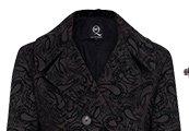 Coat, £440 McQ Alexander McQueen
