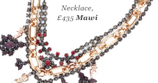 Necklace, £435 Mawi