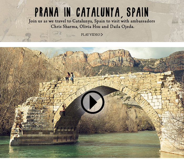 prAna in Spain