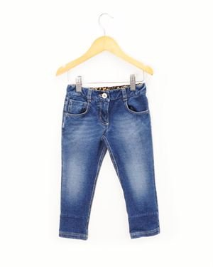 D&G Junior Elastic Jeans- Made in Italy