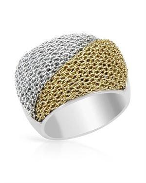 ADAMI & MARTUCCI Sterling Silver Ring