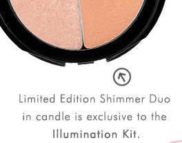 Candle in the Illumination Kit
