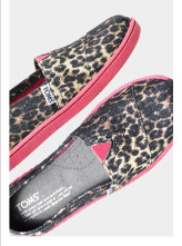 Leopard Vegan Youth Classics