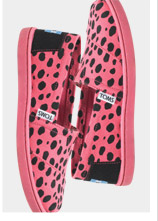 Pink Dalmation Vegan Youth Classics