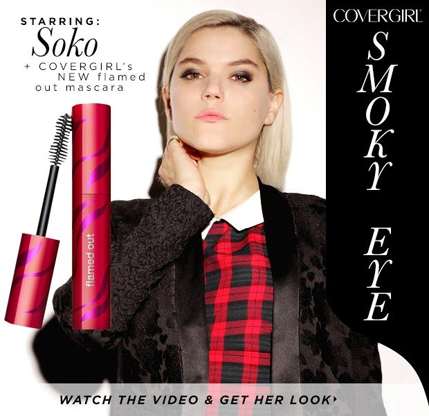 How to Get CoverGirl's Slightly Smoky Eye