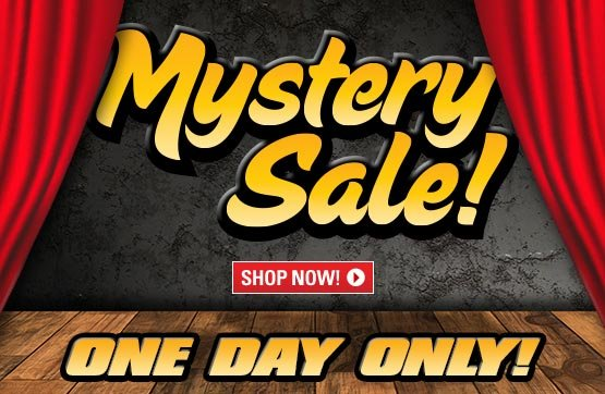 Mystery Sale!