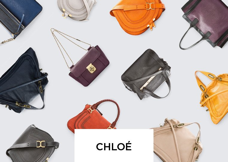 Richly hued handbags from Chloé Understated yet immediately distinctive, Chloé's colorful handbags are just feminine enough.