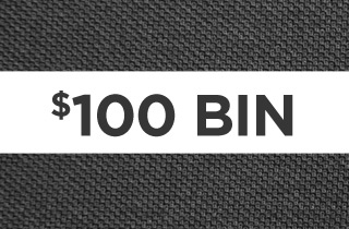 $100 Bin