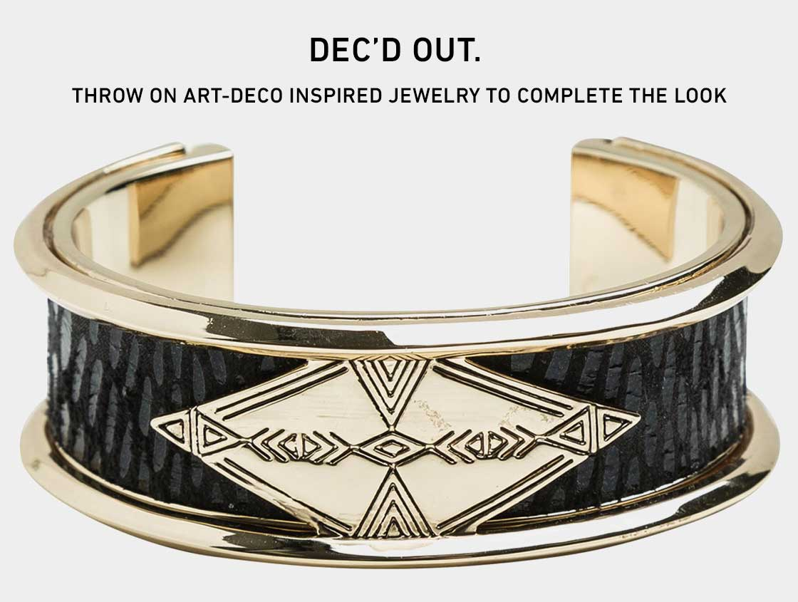 Dec'd Out: Shop New Jewelry