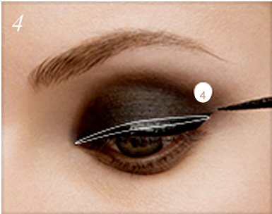 4. Pump up the look with Artliner