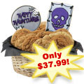 Graveyard Hauntings Cookie Basket