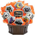 Spooktacular Halloween Cookie Bouquet