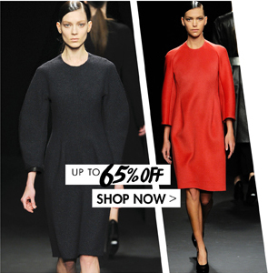 CALVIN KLEIN COLLECTION UP TO 65% OFF