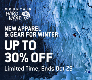 Mountain Hardwear—Up to 30% Off