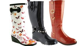 Rainboots by Henry Ferrera and more