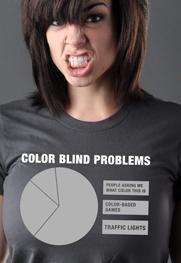 Color Blind Problems