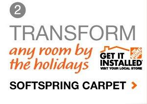 Softspring Carpet