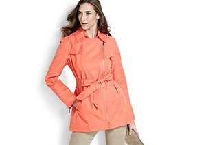 Stay Dry: Rainy Weather Coats