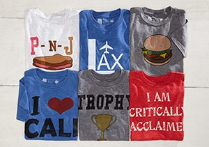 Graphic Tees From DiLascia
