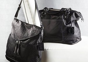 Back to Black: Handbags