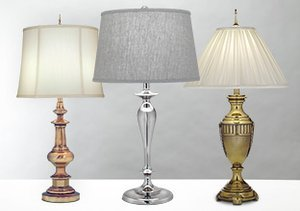 Table Lamps ft. Stiffel Lighting