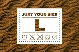 Just Your Size: L