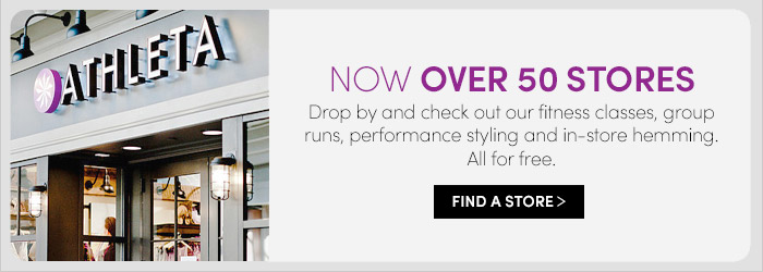 NOW OVER 50 STORES | FIND A STORE