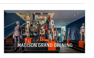 NYC Madison grand opening