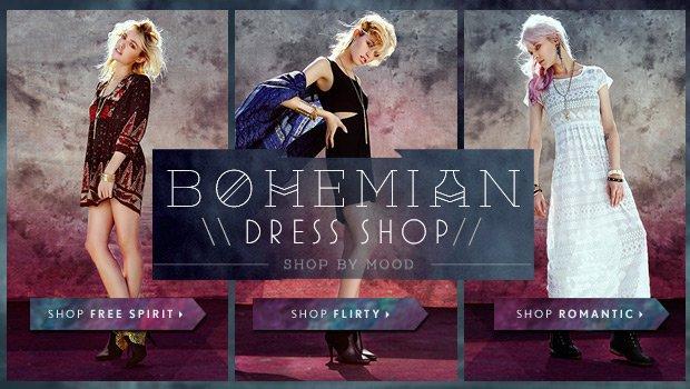 Bohemian Dress Shop