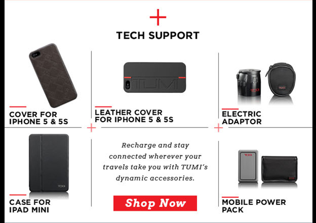 Tech Support - Shop Now