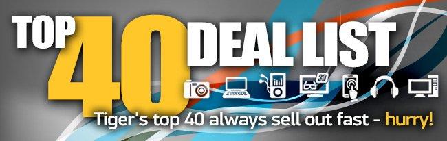 40 Deals You'll Love