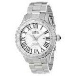 Invicta 14378 Men's Pro Diver Silver Textured Dial Stainless Steel Dive Watch