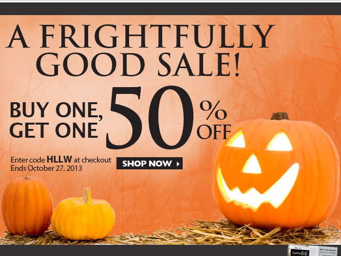 A Frightfully Good Sale