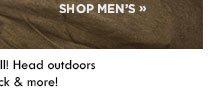 Shop Men's Clogs & Mules