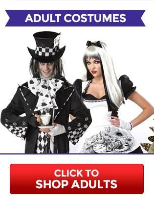 Free Shipping on Adult Costumes