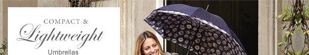Compact & Lightweight Umbrellas
