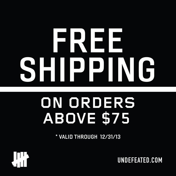 Undefeated  Undefeated Free Shipping on all orders over  75  5363faff58fca