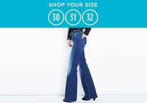 $29 & Up: 30/31/32 Denim